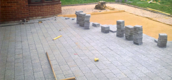 We provide bespoke driveway paving work
