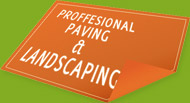 Professional paving and landscaping services
